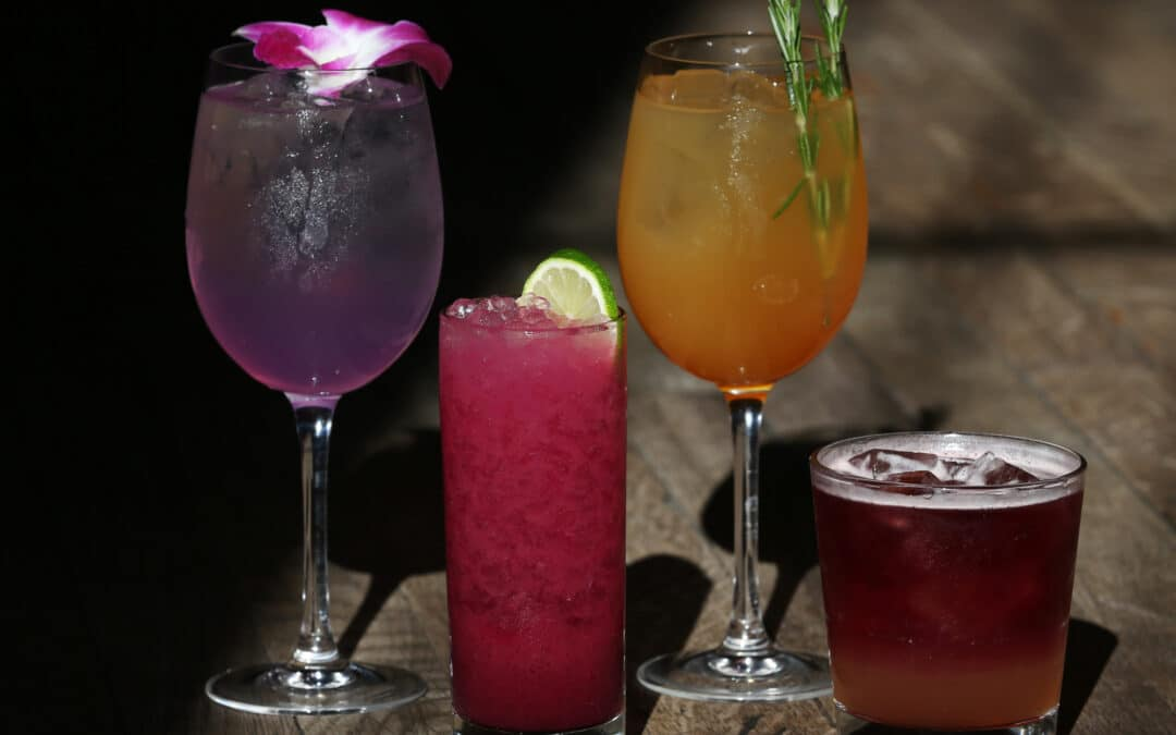 Summer Cocktails in South Boston
